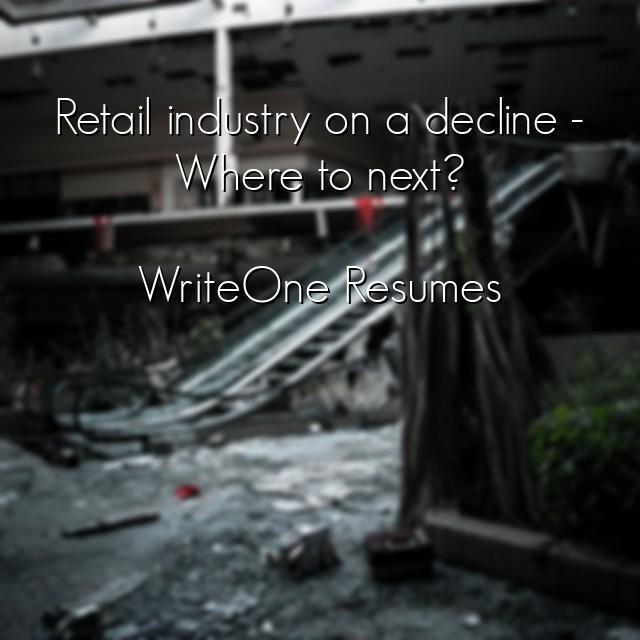 Falling Retail Giant