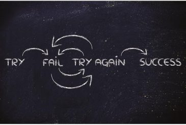 If failure wasn't an option, what would you do differently?
